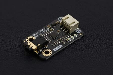 Gravity: Analog Heart Rate Monitor Sensor (ECG) For Arduino ...