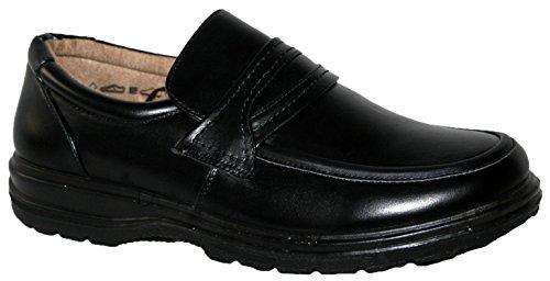 Charles Southwell ,  Herren Sneaker Low-Tops Black Slip on