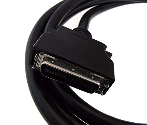 CN36 36-Pin MDR SCSI I//O Signal Male to Male Connection Cable for Servo Drive