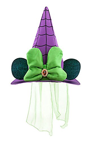 Minnie Mouse Halloween Witch Hat