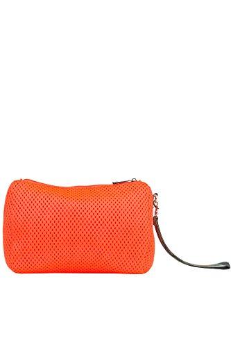 Femme Mia Fibres Orange Synthétiques Pochette MCGLBRE03139E Bag Hvw6qv5
