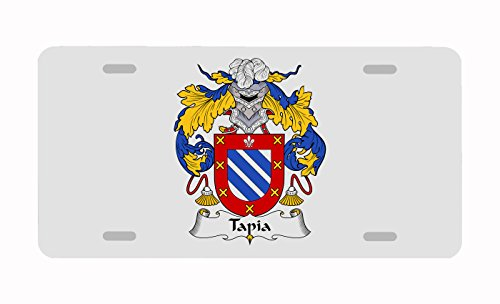 Tapia Escudo De Armas Spanish Coat Of Arms