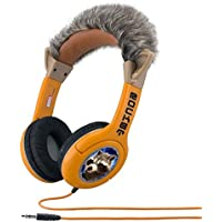 Guardians of the Galaxy Stereo Headphones Child Safe Volume (Fuzzy)