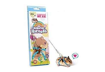 Amazon.com : Harness Leash For Hamster Mouse Squirrel Sugar Glider