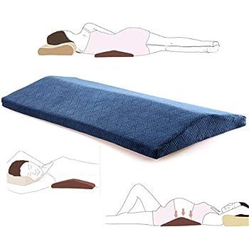 Amazon Com Trucontour Super Lumbar Pillow For Sleeping