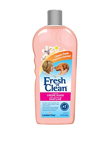 Fresh N Clean Scented Creme Rinse, Classic Fresh Scent, 18 oz