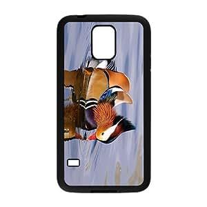 Mandarin Duck Hight Quality Plastic Case for Samsung Galaxy S5