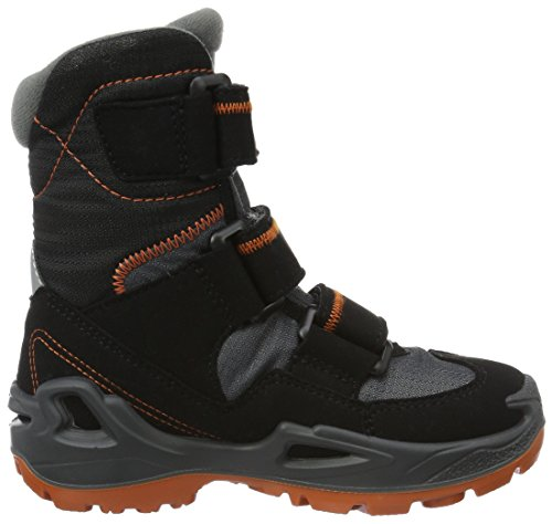 Orange GTX Black Kids' Hi black Unisex Rise Orange Hiking Schwarz Milo High Lowa Boots BfaPzxn