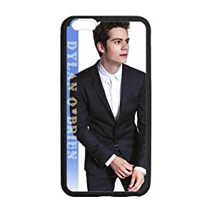 iPhone 6 Plus Case, [dylan o'brien] iPhone 6 Plus (5.5) Case Custom Durable Case Cover for iPhone6 TPU case(Laser Technology) by runtopwell