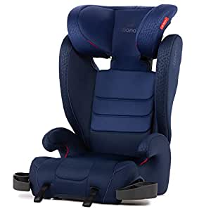 Diono Monterey XT Latch, 2-in-1 Belt Positioning Booster Seat with Expandable Height/Width, Blue