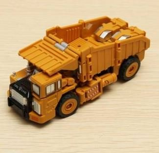 Diy Hercules Costume (Metal Truck Hercules Combination Truck Transformers Toys (Tipper) by Completestore)
