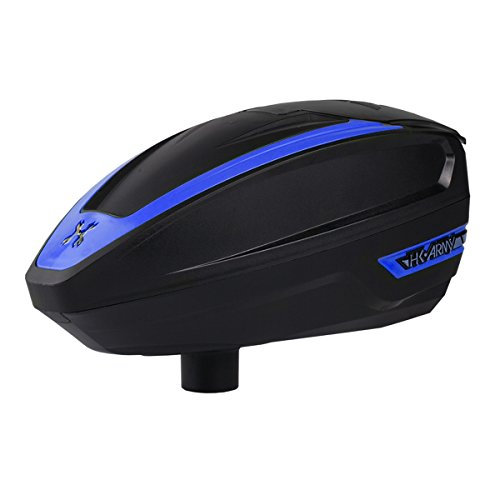 HK Army TFX Electronic Loader - Black / Blue by HK Army