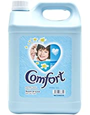 Comfort Regular Fabric Conditioner, Touch of Love, 5L