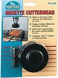 Woodstock W1250 Rosette Cutterhead