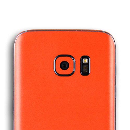 AppSkins Rückseite/Seitenteile Samsung Galaxy S7 Color Edition orange