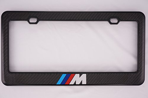 Bmw M3 Carbon Fiber (BMW M Carbon Fiber License Plate Frame)