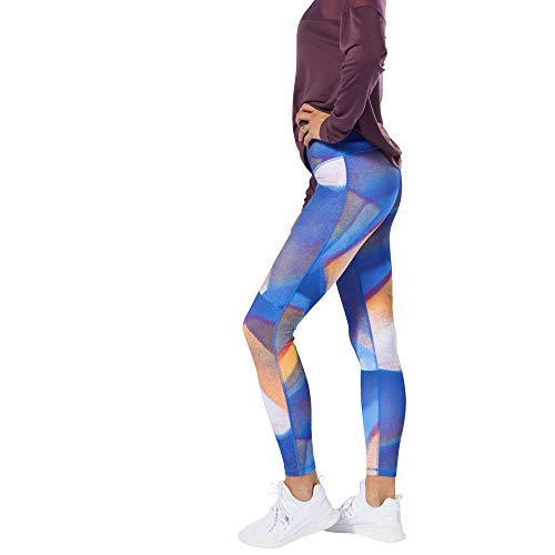 Crucob Mallas Lux Tight Highrise Reebok Y Bold Mujer F0q881