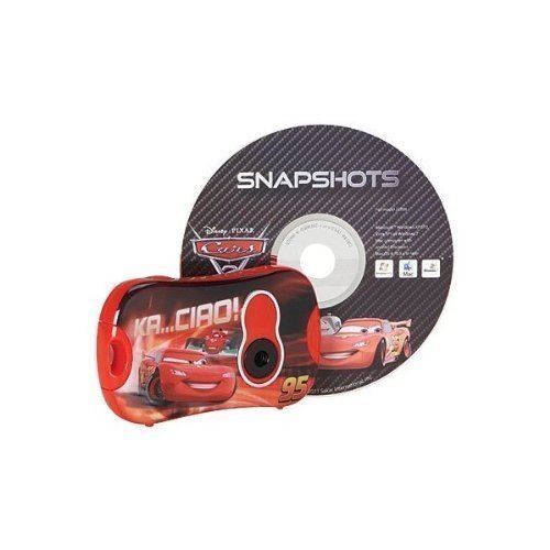 Disney (ディズニー) Cars Digital Camera - Red (27006-EXP-TRU) おもちゃ (並行輸入) B006EM3NLQ