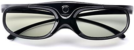XGIMI DLP-Link Obturador de Cristal líquido Gafas 3D Recargables ...