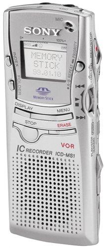 Sony DIGTL Voice REC-16MB MEMSTICK Dragon S/W - Digtl Audio