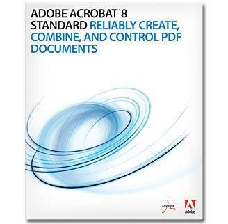 Adobe Acrobat Standard 8.0 [Old Version] by Adobe