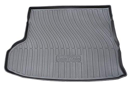Cargo Toyota Mat (Remarkable Power Fit For 2015-2017 Toyota Highlander (5 Seater), Trunk Mat Cargo Liner, TPO Rubber – Waterproof (TM9309))