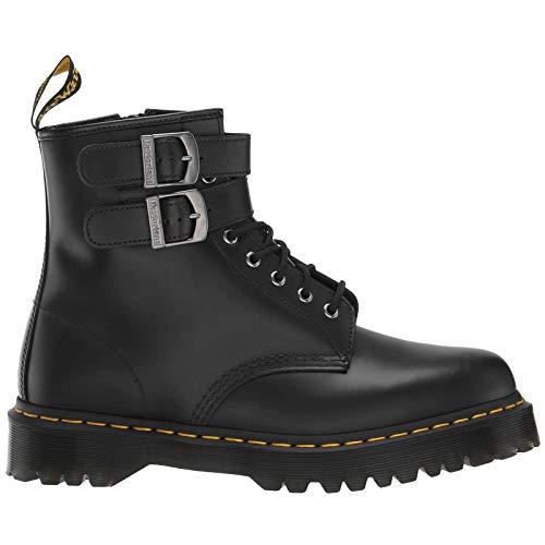 Dr.Martens Unisex 1460 Alternative Leather Black Boots 11.5 W / 10.5 M US