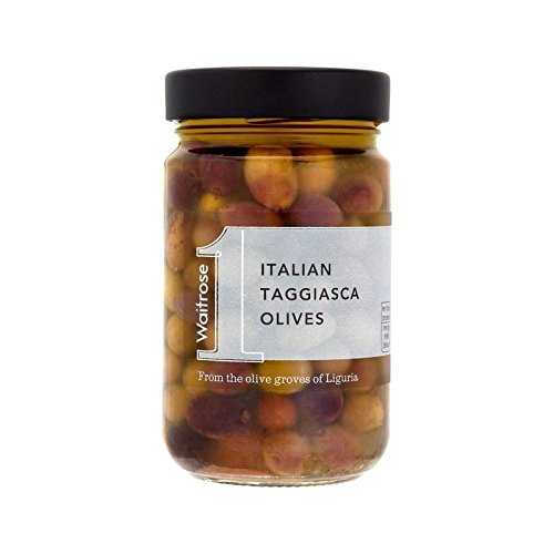 italian-taggiasca-olives-waitrose-280g-pack-of-6