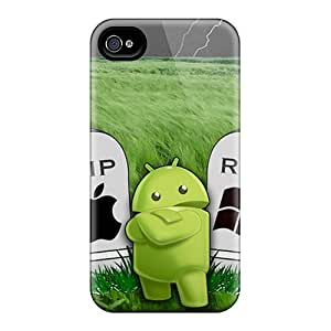 Premium Iphone 4/4s Case - Protective Skin - High Quality For Android Killer