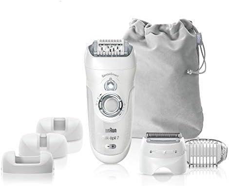 براون 4210201190592 تعمل مع رطب و جاف لل نساء - اجهزة نزع الشعر
