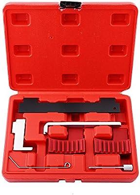 Yosoo 7pcs Kit de Herramienta de Sincronización para Motor del Coche Ajuste de Bloqueo del Eje de Levas