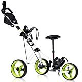 Tangkula Golf PushCart Swivel Image