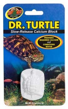 (Zoo Med Dr. Turtle Slow-Release Calcium)