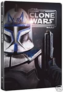 Star Wars: The Clone Wars (Limited Edition Steelbook)