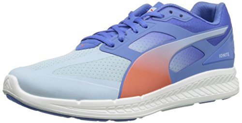 Puma Ignite 01 Women ultramarine Coral Grey 188077 hot Fitness Jogging Shoes Pink Running Omphalodes arad0wpq