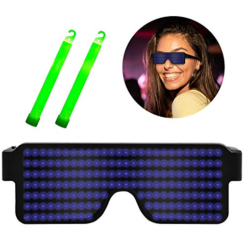 Suruid Led Light up Glasses