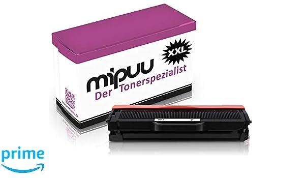 Mipuu - Tóner Compatible con Samsung MLT-D111S (3000 páginas, para ...