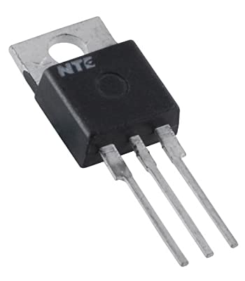 NTE Electronics NTE1957 3–Terminal Positive Voltage Regulator Integrated Circuit, Low Dropout Voltage, TO220 Type Package, 9V, 1 Amp
