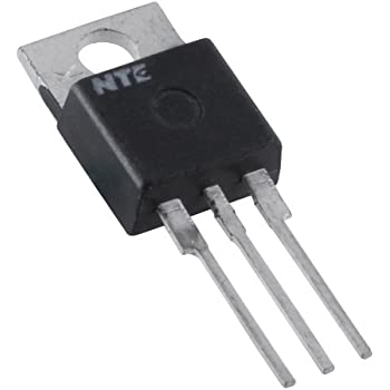 6V Output Voltage TO-220 Package NTE Electronics NTE962 Integrated Circuit 3 1 Amp Output Current in Excess Terminal Positive Voltage Regulator