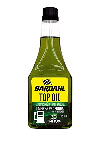 Bardahl Top Oil Limpieza Profunda NANOX 300 ml Aditivo para gasolina