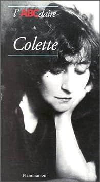 L'abécédaire de Colette par Guy Ducrey