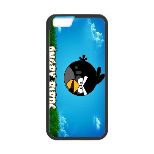 Angry 007 coque iPhone 6 4.7 Inch cellulaire cas coque de téléphone cas téléphone cellulaire noir couvercle EEEXLKNBC26770