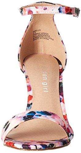 Dress Women's Multi Beella madden Sandal Floral girl w7tqg