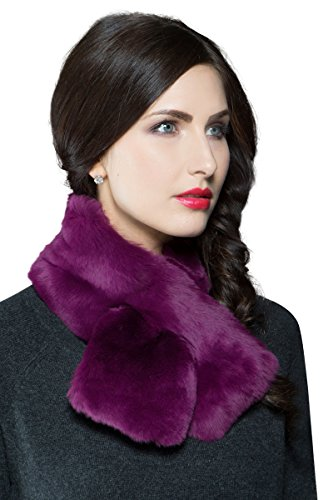 adrienne-landau-womens-purple-rex-rabbit-pull-through-fur-scarf