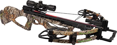Parker Tornado XXT Xtreme Illuminate MultiReticle Scope Crossbow Package X122-IR (Package Crossbow Parker)