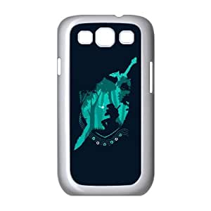Samsung Galaxy S3 9300 Cell Phone Case White Song of Time G7N5C