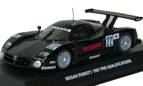 Kyosho Mini kyos03331b Modell Auto – Nissan R390GT1 R390GT1 R390GT1 97 LM 22 PQ – Maßstab: 1: 43 3841c3