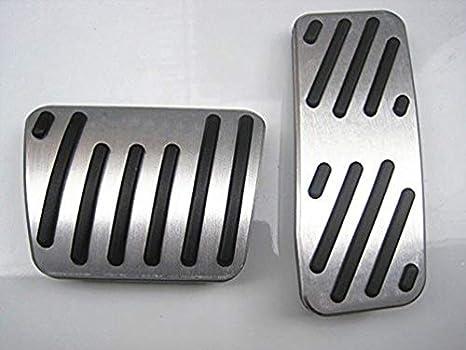 Pedale Antiscivolo Cambio Automatico 2pezzi Auto Pedale Per J eep Cherokee Non /è Necessario Forare lacceleratore In Alluminio