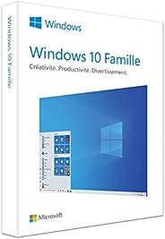 Microsoft Windows 10 Home French