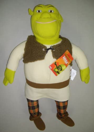 "B001IQKGJ0 Shrek 2 Large 27"" Cuddle Pillow Doll 41S5CQWfgEL."